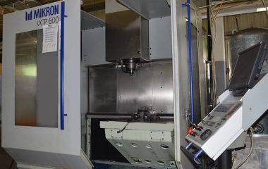 Bearbeitungszentrum Mikron VCP 600