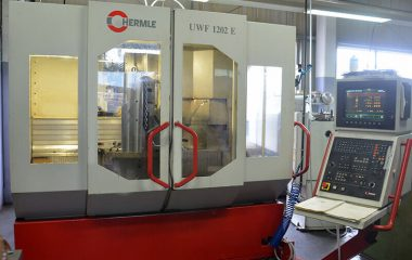 Hermle CNC Fräszentrum