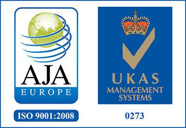 Peter Cox Formenbau AJA Europe UKAS Management ISO 9001:2008