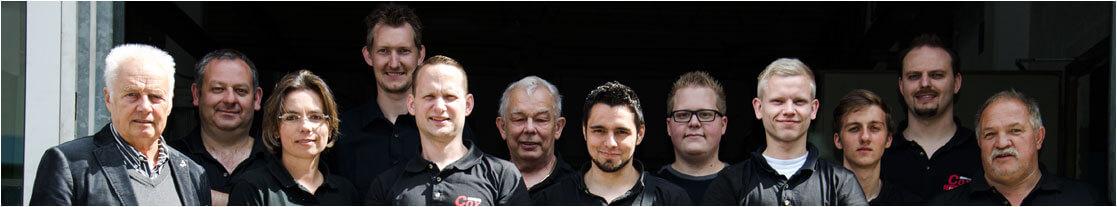 Peter Cox Formenbau Team