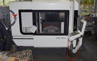 Portalfräsbearbeitungszentrum Wiemas VZP 1050