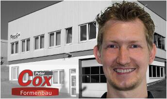 Thorsten Ober, Inhaber Peter Cox Formenbau